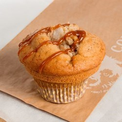 Image de Muffin Pomme Caramel