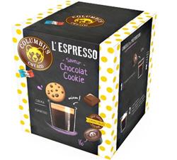 Image de Dolce Gusto - Espresso choco cookie (x16)