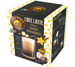 Image de Dolce Gusto - Latte vanille (2 x 8)